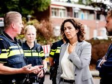 Vermoedelijk vluchtvoertuig Johan Huizingalaan gevonden