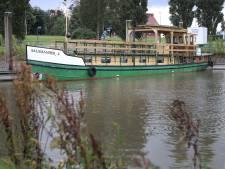 Wijhe smacht al twintig jaar naar een restaurantboot bij de Loswal