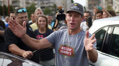 """Lance Armstrong investeerde tien jaar geleden (onbewust) in Uber: """"Het heeft mijn familie gered"""""""