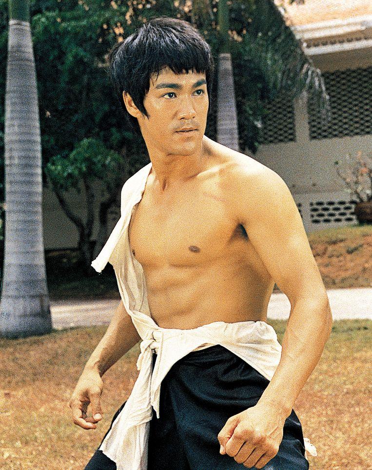 'Kungfu was mijn uitvlucht.' Beeld Hollandse Hoogte