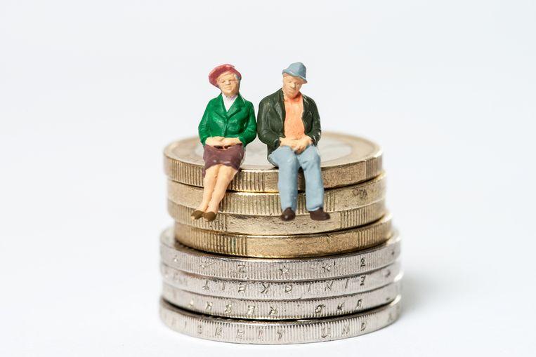 De niet-gepensioneerde Belgen zetten 9% van hun huidige salaris opzij voor hun pensioen: het laagste percentage van alle Europese landen