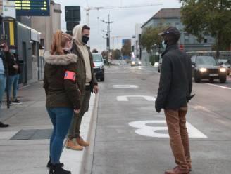 7 pv's opgesteld tijdens controleactie op dragen mondmasker aan bushaltes