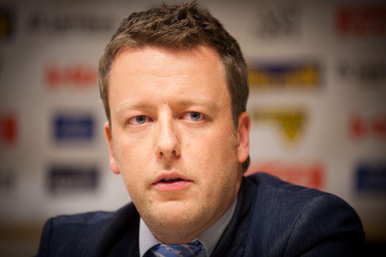 Jesse De Preter in zijn periode bij Lierse.