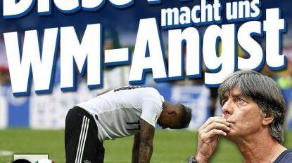 """""""Onze problemen zijn groter dan enkele foto's en bomen"""" en """"dit bezorgt ons WK-angst"""": Duitse media maken zich zorgen"""