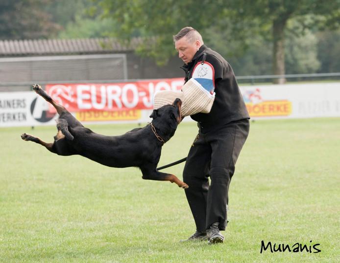 Rottweiler Finn uit Roosendaal is wereldkampioen