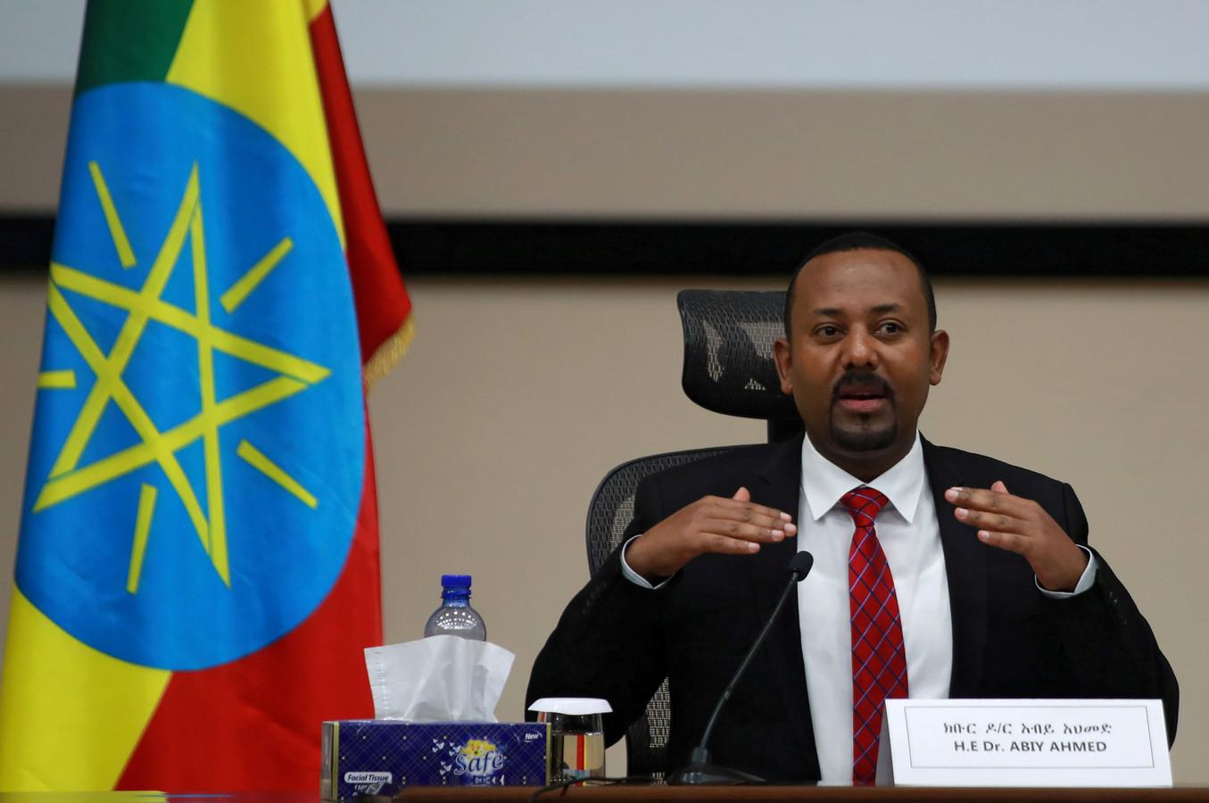 Sinds de Ethiopische premier Abiy Ahmed aan de macht kwam zijn de spanningen tussen de verschillende bevolkingsgroepen in zijn land toegenomen.