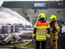 Acht woningen ontruimd bij gaslek in Oud-Beijerland