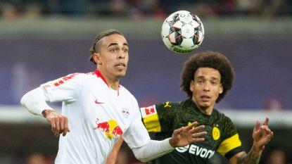 LIVE. Komt zege van Witsel en Dortmund nog in gevaar tegen Leipzig?