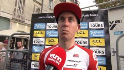 "Wallays: ""Ze noemen me al 'meneer Paris-Tours'"""