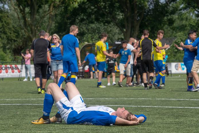SVP degradeert na een nederlaag tegen Barneveld.