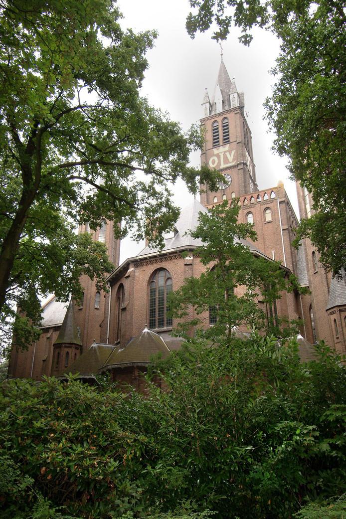 De kerk van St. Willebrord is het enige rijksmonument in het dorp.