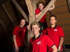 Ook Vosseveld uit Achterhoek Cup