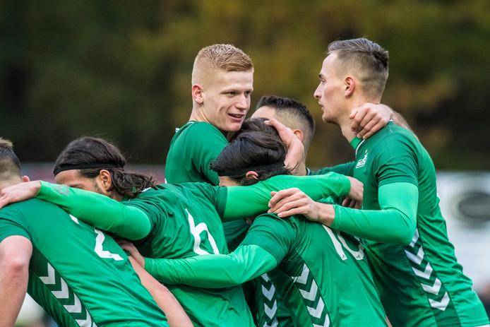 HSC'21 won zondag thuis met 1-0 van ADO'20