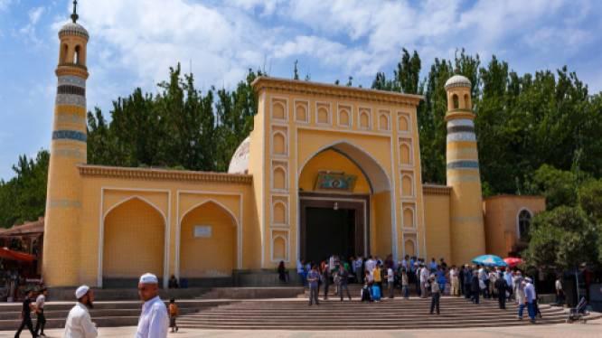 Na de heropvoedingskampen: China sloopt moskeeën