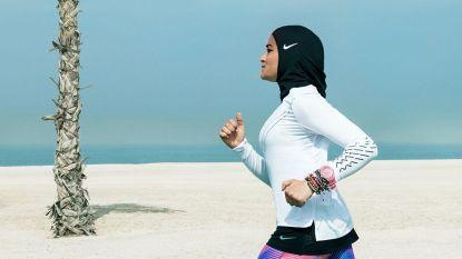 Nike komt nu ook met sporthijab voor moslima's