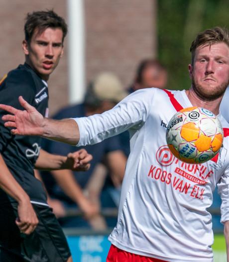 RKSV Driel geeft rood aangelopen Arnhemse Boys een pak slaag