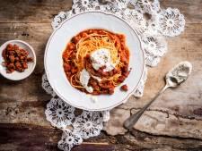 Spaghettirestaurant Bavet slaat handen in elkaar met De Vegetarische Slager
