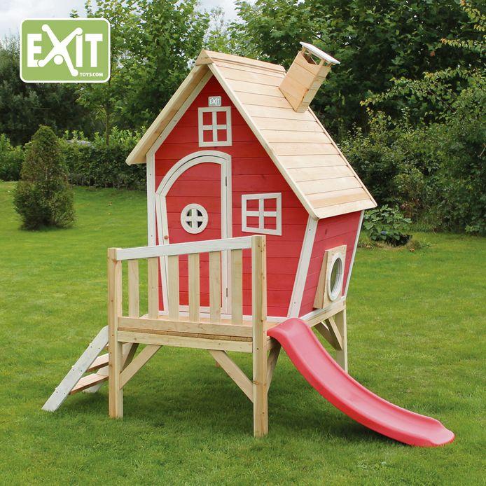Speelhuisje van Exit Toys.
