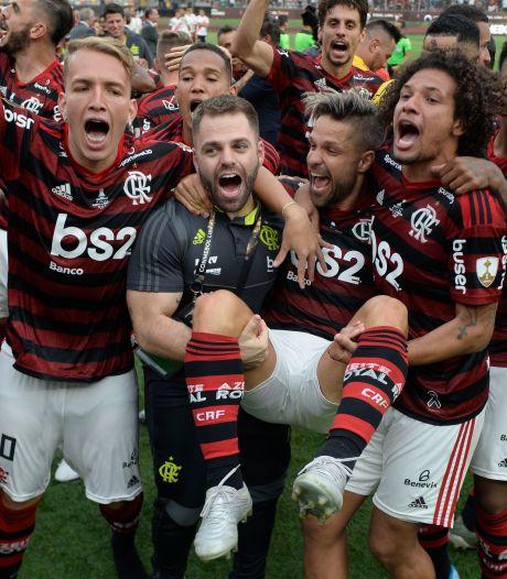 Bizarre ontknoping bezorgt Flamengo Copa Libertadores