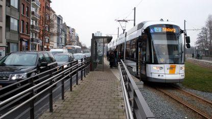 Ongeval met tram aan het Kiel: hinder voor verkeer en openbaar vervoer