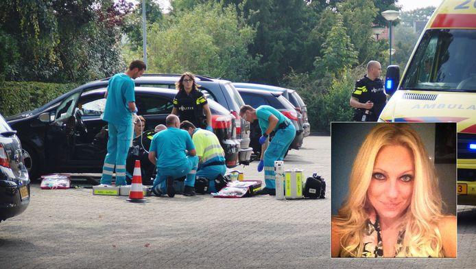 Linda van der Giesen (28) was iemand die op het eerste gezicht alles had wat je als vrouw zou willen, zegt een collega: knap, slank, blond.