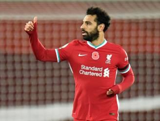 Liverpool kan tegen Atalanta weer op Salah rekenen na negatieve coronatest