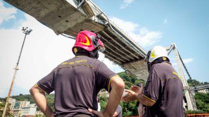 """Italië trekt licentie van wegbeheerder Genua in: """"Heropbouw kan onmetelijke pijn niet wegnemen"""""""