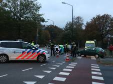Fietsster gewond na botsing met auto in Son en Breugel