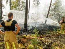 Brandweer: 'Met toeval hebben de branden in de Peel weinig te maken'