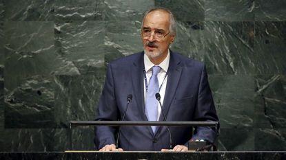 Syrische ambassadeur hekelt VN-rapport over chemische wapens