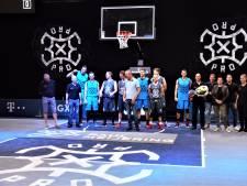 Cadeautje: 3x3 basketbalveld voor Zaltbommel