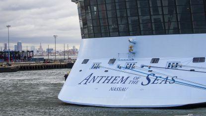 """Bemanningslid overleden op cruiseschip dat terugkeerde naar New Jersey: """"Dood niets te maken met coronavirus"""""""