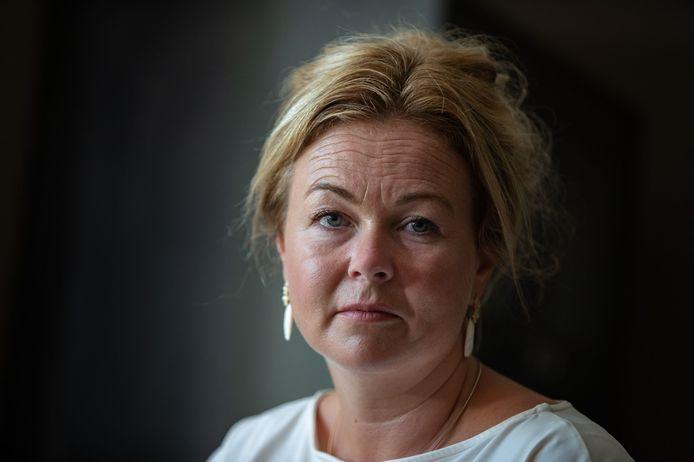 Maria Foppen verloor haar man Jochem.