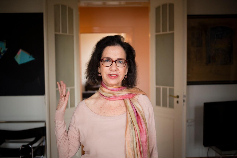 Susan Neiman: 'Ik zeg vaak tegen Amerikanen: zelfs de nazi's hadden heel veel tijd nodig om zichzelf niet als slachtoffers maar als daders te zien.'
