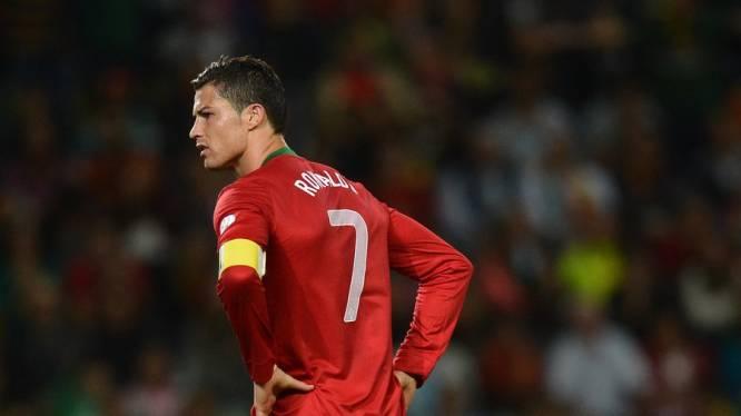 Natrappende Ronaldo ontsnapt aan rood