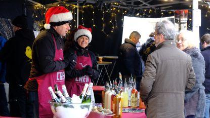 Jaarlijkse kerstmarkt verhuist naar parking Cultureel Centrum