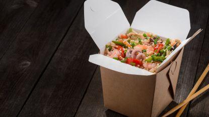 Twee derde van eten dat Belgen kopen voor onmiddellijke consumptie