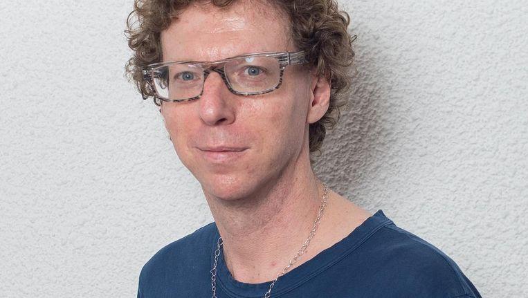 Arnon Grunberg Beeld Mats van Soolingen