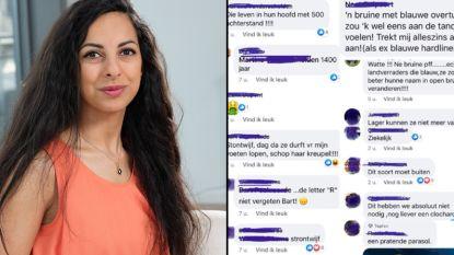 """Parket onderzoekt racistische reacties tegen kersvers Open Vld-woordvoerster: """"Strijd tegen racisme is een prioriteit"""""""