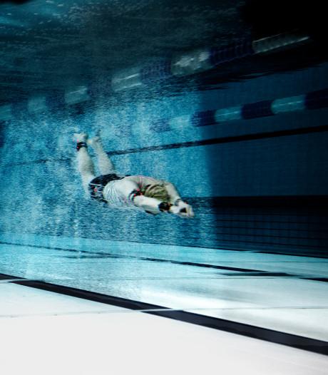 Onderzoek in Eindhoven: het belang van luchtbelletjes om sneller te zwemmen