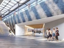 Dit is het nieuwe station van Geldermalsen