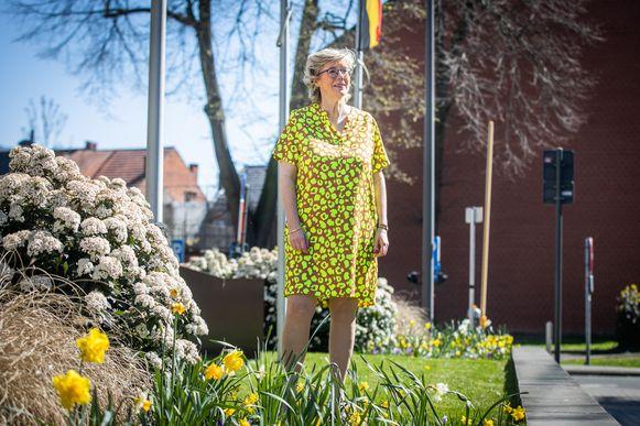 De Truiense burgemeester Veerle Heeren (CD&V).