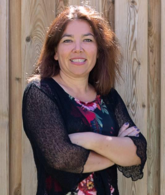 Fleur Cerini, algemeen directeur van de Bossche Vakschool.