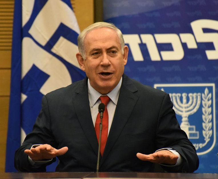 Premier Benjamin Netanyahu