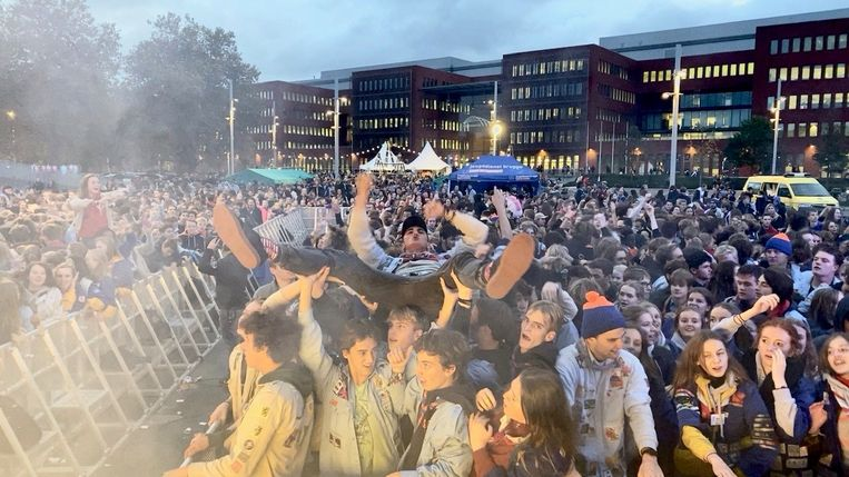 Dag van de jeugdbeweging Brugge