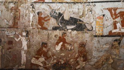 Archeologen ontdekken 4.400 jaar oude tombe van Egyptische priesteres