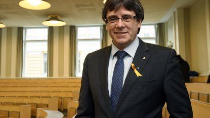 Finland wil Catalaanse ex-president Puigdemont aanhouden, maar hij is intussen al terug in België