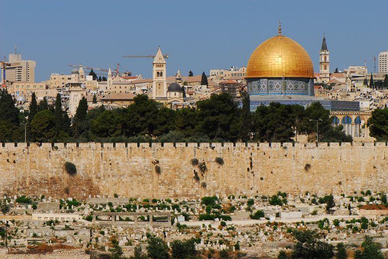 De internationale gemeenschap erkent Jeruzalem niet als hoofdstad van Israël.