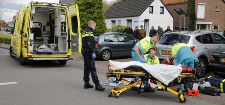 Voetganger gewond na aanrijding op zebrapad in Made