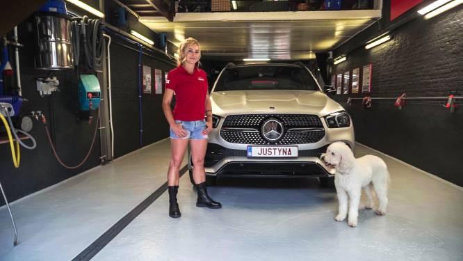 De vrouw aan wie je je auto zó toevertrouwt: 'Cargirl' Justyna Brys laat wagens schitteren als nooit tevoren
